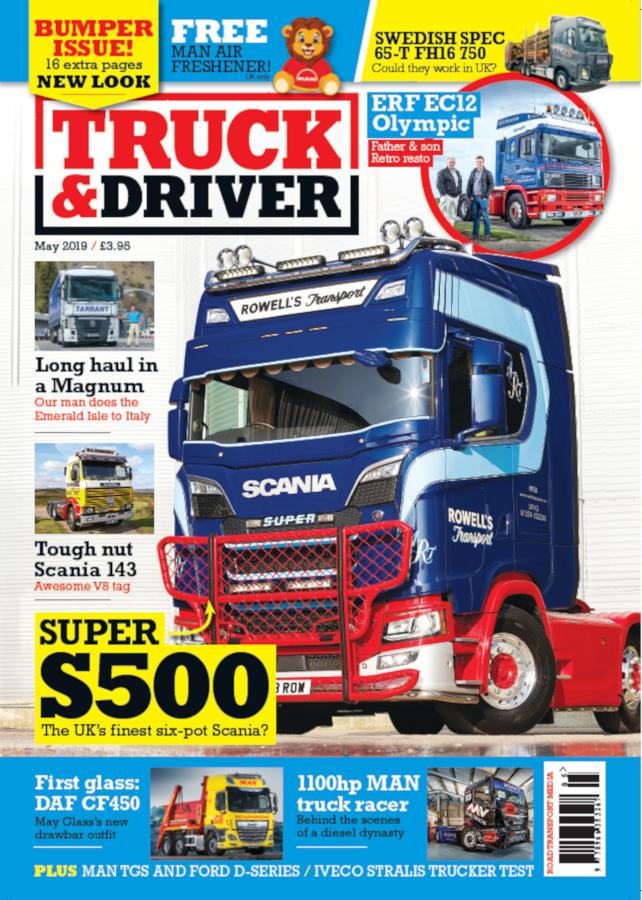 Truck & Driver Subscriptions